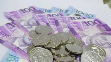 Photo of Peso weakens anew vs dollar as gov't cuts outlook for agriculture sector